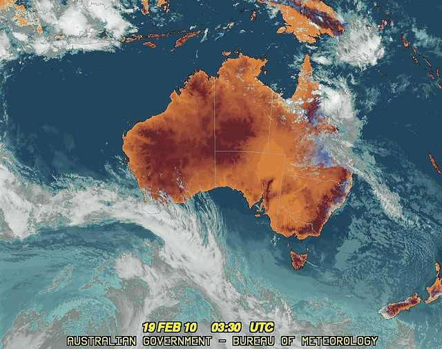 Image of Weather Map